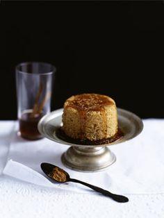 Drunken cinnamon #cake via Gourmet Traveller