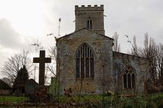 The chapel where Edward IV and Elizabeth Woodville were married.| Church of St Mary the Virgin, Grafton Regis | Flickr - Photo Sharing!