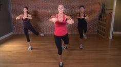 Victoria's Secret Model's Full-Body 10 min Workout