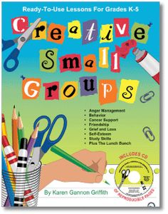 books, group counsel, counsel idea, schools, lunches, school counselor, creativ elementari, small groups, counselor idea