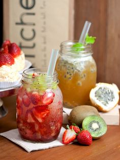 Fresh drink from us :)