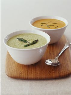 The Soups That Magically Make You Lose... Want to know how Kelly Osbourne lost almost 70 pounds and kept it off? No starving, just healthy eating. Three words: Pass the spoon and enjoy these guilt-free soups!