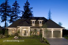 love the exterior layout