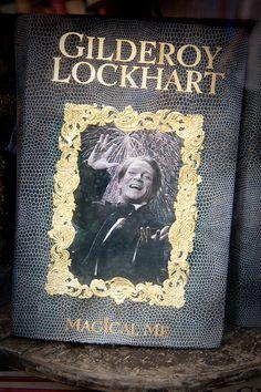Gilderoy Lockhart - Wizarding World of Harry Potter - Universal Studios - Islands of Adventure