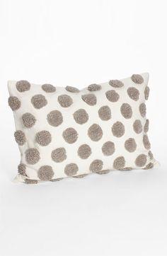 tufted spots pillow