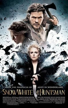 Snow White and the Huntsmen Review