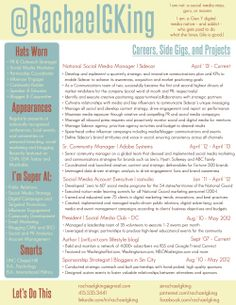 Updated Resume (March 2014)