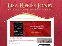 Bestselling Author, Lisa Renee Jones