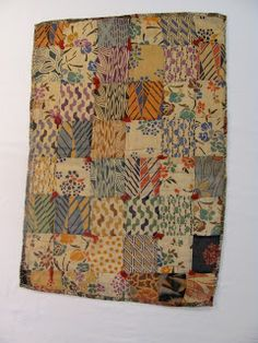 Quilt History Reports: More Crib & Doll Quilts