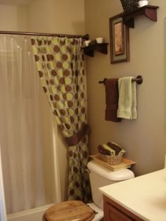 Green And Brown Bathroom Ideas Chocolate Brown And Green Bathroom Desi