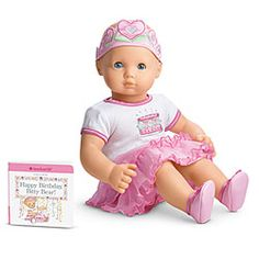 American Girl® Clothing: Sparkly Birthday Set for Dolls