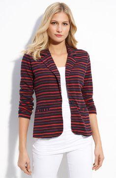 Caslon knit blazer $ 58