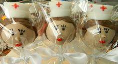 Nurse Cake Pops!