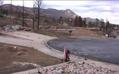 Yankton Place, July 25, 2012, as rebuilding begins where homes were destroyed by the Waldo Canyon Fire