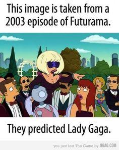FUTURAMA O_O