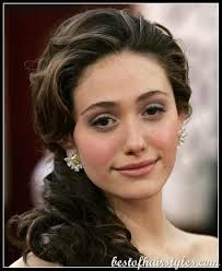 wedding side ponytail with curls - Google Search