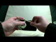 Crochet Lesson 16 A - Catherine Wheel Stitch