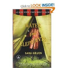 Water for Elephants by Sara Gruen 2012