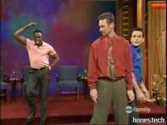 Whose Line: Hollywood Director When ever you need a good laugh!