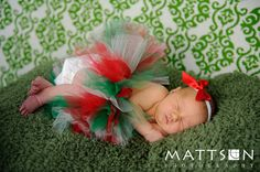 holiday tutu, newborn pictur, christmas holidays, girl outfits, toddler girls, christmas baby, christma holiday, christmas photos, photography props