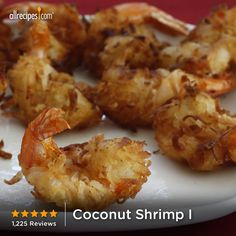 "Cocout Shrimp I | ""This is amazing! It works!! Made me look like a star. Thank you sooo much!"""