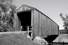 Burfordville Covered Bridge