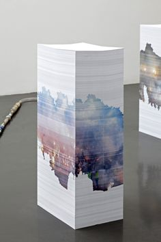 stacks / aleksandra domanovic
