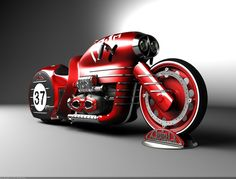 Motorcycles Of The Future