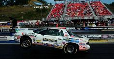 Peter Biondo Wins His 45th NHRA National Event at the Ford NHRA Thunder Valley Nationals