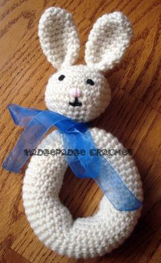 Baby's First Bunny: Free Pattern