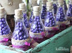 www.kamalion.com.mx - Mesa de Dulces / Candy Bar / Postres / Vintage / Wedding / Boda / Mint & Purple / Menta & morado