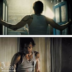 Best Tattoos In Movies-Pt3 : Inked Magazine - The Number 23 #tattoo #tattoos #movies #inkedmag #celebrities #celebritieswithtattoos #actor #actress