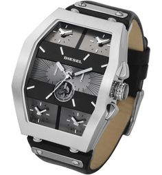 Get the best watches for men at low prices. Shop now and get great deals on diesel watch and mens black watches.  www.watchbanddealer.com