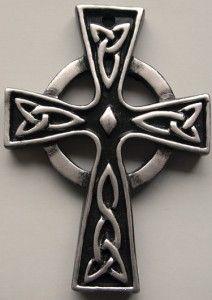 Celtic cross tattoo idea