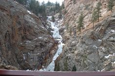 Been here: Seven Falls - CO