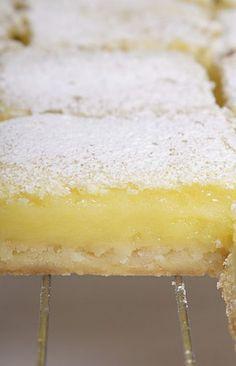 Lemon Bars <3 <3 <3 <3 <3 <3 <3 <3