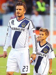Star Tracks: Star Tracks: Tuesday, September 4, 2012 | David Beckham
