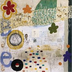 """Squeak Carnwath, """"New Research"""""""