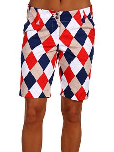 Loudmouth Golf Ladies - Dixie