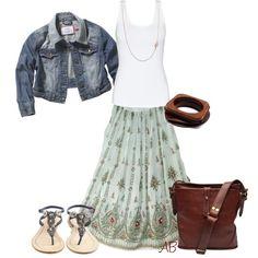 Bohemian style <3