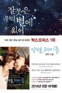 잘못은 우리 별에 있어/존 그린 - KOREAN FICTION GREEN JOHN 2012 [Oct 2014]