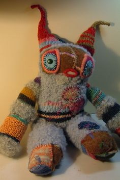 Karna Erickson/cocoondesigns - all in stitches over you