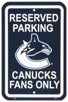 Canuck Fan!