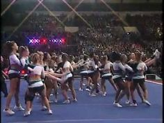 Cheer Extreme Worlds 2010