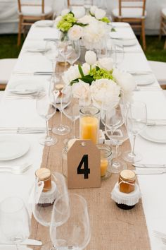 Daily Chic Wedding Flower Ideas (New!). To see more:http://www.modwedding.com/2014/06/16/daily-chic-wedding-flower-ideas/ #wedding #weddings #bouquet #centerpiece #reception Featured Photographer: Grazier Photography
