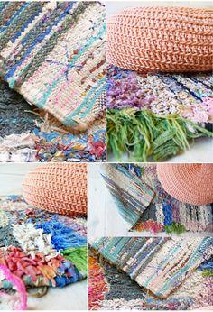 """alfombras """"Boucherouite"""" ..."""