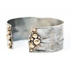 jenny wren silver cuff