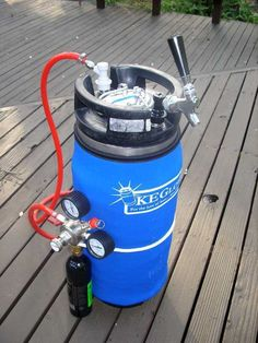 My new portable Keg system - Home Brew Forums