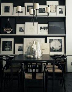 wishbone dining chairs