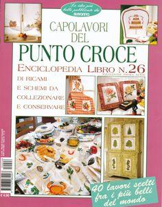 Gallery.ru / Enciclopedia de punto de Cruz 26